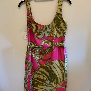 New Milly Silk Cocktail Dress - Size 6